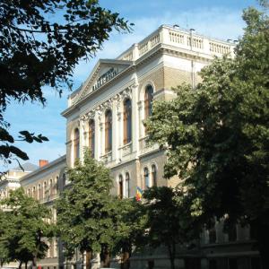 Der erste Kongress MATH en JEANS aus Rumänien, organisiert an der BBU