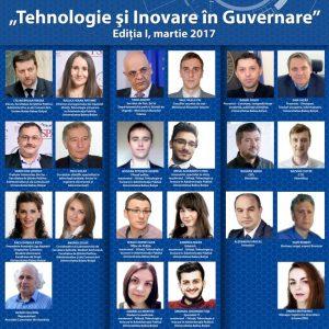 Spezialisten der BBU, die zentrale Verwaltung und die wirtschaftliche Umwelt erörtern die Technologie und die Innovation im Governance