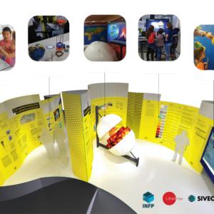 Die mobile Ausstellung über Erdbeben- MOBEE, Premiere an der BBU