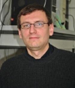 Alexandru Lupan - Chemiker, Lektor an der Fakultät für Chemie und Chemieingenieurwesen