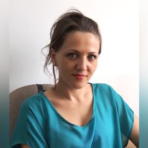 Dr. Monica Focşan (Iosin) – Physikerin, wissenschaftliche Mitarbeiterin I. Grades beim Institut für interdisziplinäre Forschungen in Bio-Nano-Wissenschaften