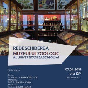 Wiedereröffnung des Zoologischen Museums an der BBU