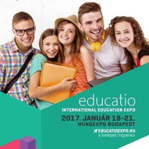 BBTE a budapesti EDUCATIO oktatási kiállításon