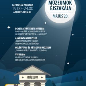 Látogass el a BBTE múzeumaiba a Múzeumok Éjszakáján!