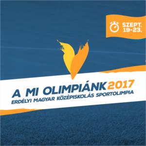 A mi olimpiánk! - Erdélyi Magyar Középiskolás Sportolimpia