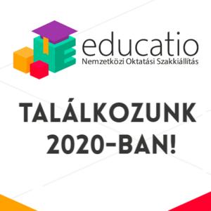 XX. Educatio Oktatási Kiállítás