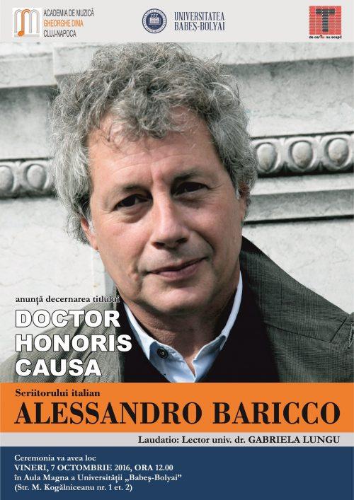 Afis DHC Baricco
