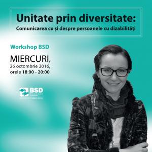 "Workshop-ul ""Unitate prin diversitate!"", desfășurat la UBB"