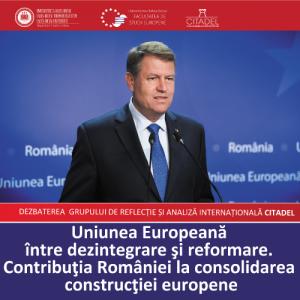 Președintele României, Klaus Iohannis, în vizită la UBB