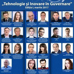 Specialiști din UBB, administrația centrală și mediul economic dezbat  tehnologia și inovarea în Guvernare