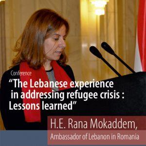 Ambasadorul Libanului în România, în vizită la UBB