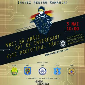Primul concurs național de inovare în domeniul securității naționale, desfășurat la UBB