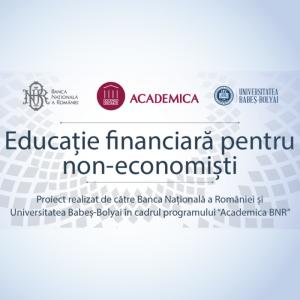 Program de educație financiară pentru non-economiști