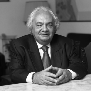 Prof. Basarab Nicolescu, PhD. - theoretical physicist, Member of Honor of the Romanian Academy, Associate Professor at UBB