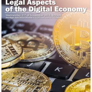 "Conferința ""Aspecte Legale ale Economiei Digitale"", la UBB"