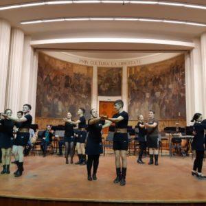 """Ansamblul Folcloric Studențesc """"Mugurelul"""" al UBB reprezintă România la Expoziția Internațională """"Săptămâna Verde 2019"""", la Berlin"""