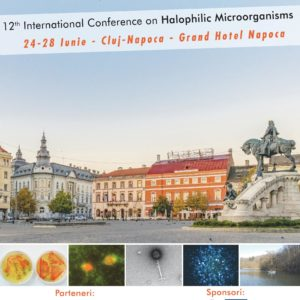 """Noile descoperiri din biologia moleculară prezentate în cadrul conferinței internaționale """"Halophiles"""" 2019"""