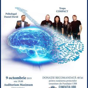 Psihologie și rock la UBB