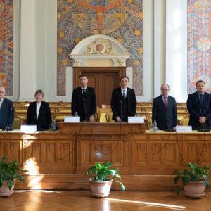 UBB a premiat activitatea didactică, de cercetare și activitatea administrativă de calitate