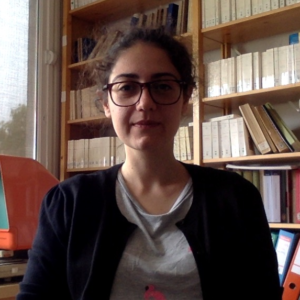Alexandra Baneu, scientific researcher within the Center for Medieval and Ancient History at Babes-Bolyai University, winner of an ERC starting grant