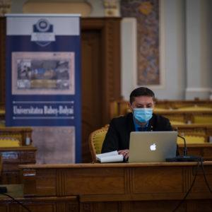 Conferință de presă pe tema Programului de guvernare în educație (învățământ superior) și cercetare, la UBB