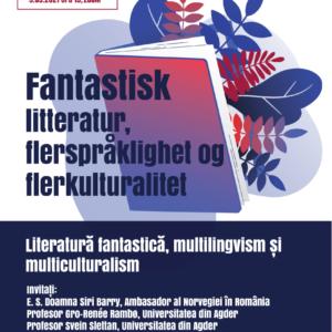 Webinar despre literatura fantastică, multilingvism și multiculturalism, organizat la UBB