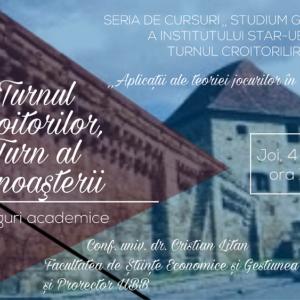 """Seria de cursuri """"Studium Generale"""" - continuă la UBB"""