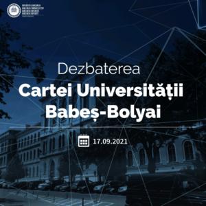 Dezbaterea Cartei Universității Babeș-Bolyai
