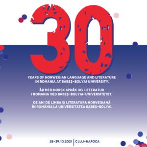30 de ani de la lansarea programului de licență de Limba și Literatura Norvegiană, la UBB