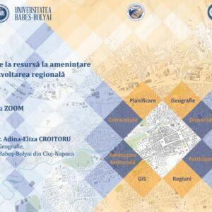 """""""Clima: de la resursă la amenințare pentru dezvoltarea regională"""" - subiect discutat în cadrul întâlnirilor CGR"""